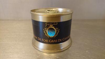 Pâté de foie gras de canard, confit, 150 g